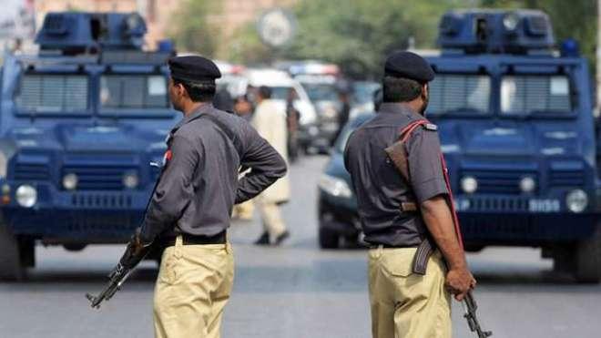 کراچی میں موٹرسائیکل سواروں کی فائرنگ سے پولیس اہلکار جاں بحق