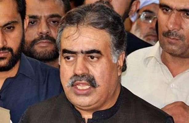 وزیراعلیٰ بلوچستان نواب ثناء اللہ خان زہری کاکوئٹہ دھماکے کے بعد سول ..