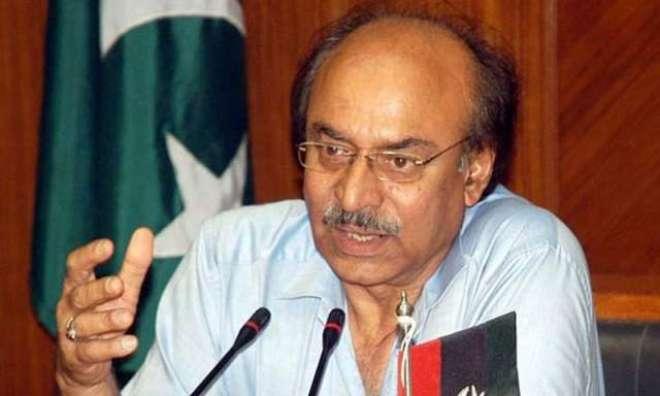 متحدہ پاکستان نے سینیٹ کی خالی نشست پر پیپلزپارٹی کے امیدوار کی حمایت ..