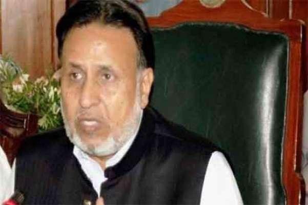 پنجاب میں نگران سیٹ اپ کی تشکیل کے سلسلے میں پنجاب اسمبلی میں موجود ..