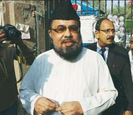 مفتی عبدالقوی نے خواتین سے ملنا چھوڑ دیا