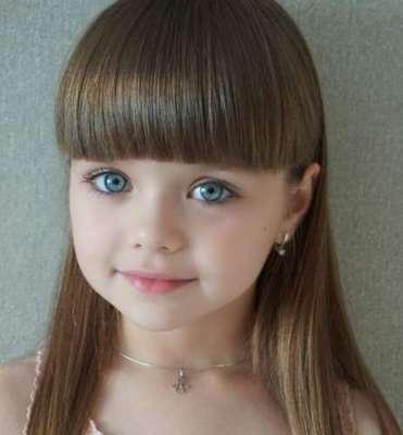 دنیا کی خوبصورت ترین چھ سالہ بچی کے انسٹا گرام فالوور کی تعداد پانچ ..