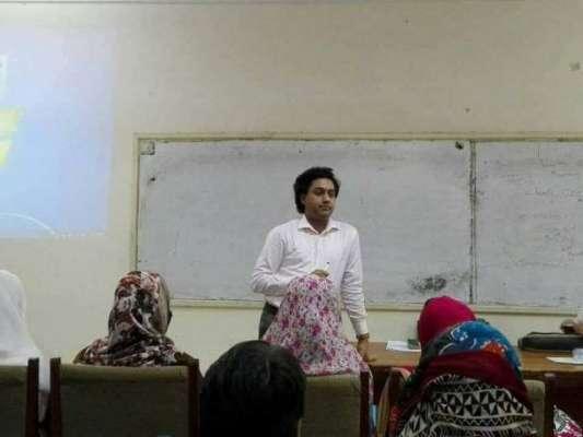 پاکستانی تاریخ میں پہلی مرتبہ خواجہ سرا یونیورسٹی میں لیکچرر تعینات