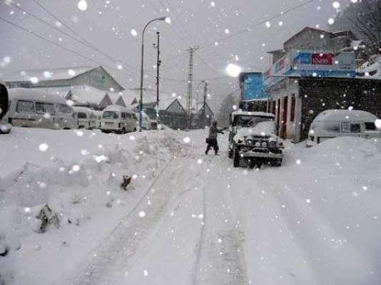 ملک کے بیشتر علاقوں میں موسم سرد اور خشک رہے گا، مالاکنڈ اور گلگت بلتستان ..