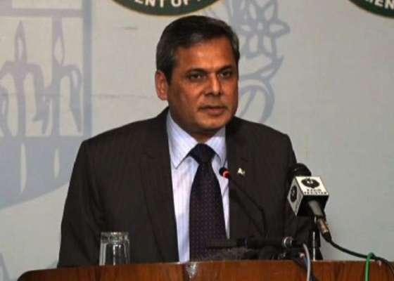 پاکستان کی کابل میں مساجد میں ہونے والے خودکش حملوں کی شدید مذمت