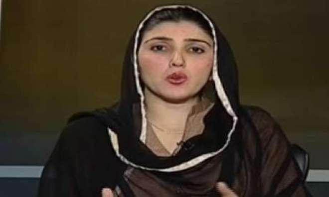 عائشہ گلالئی کو ڈی سیٹ کرنے کا معاملہ; الیکشن کمیشن نے فیصلہ محفوظ کر ..