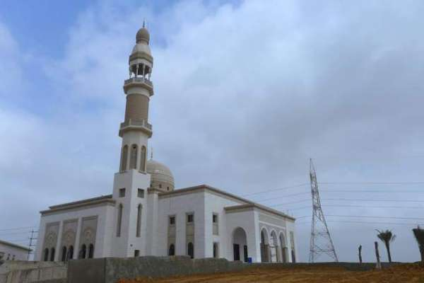 بحریہ ٹاون اوورسیزبلاک میں مسجد عاشق کا افتتاح،2500 افراد نمازادا کرسکتے ..
