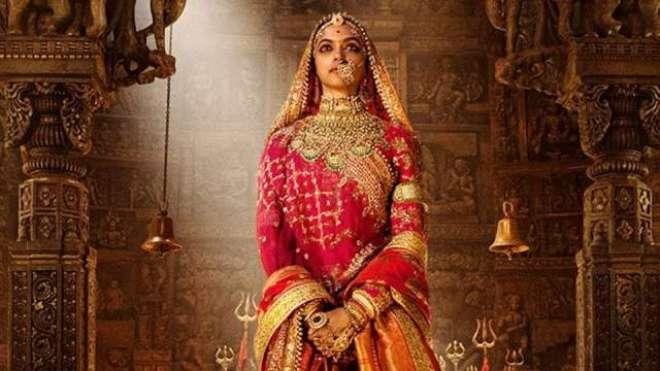 بالی ووڈ ' فلم پداماوت شنگھائی فلم فیسٹیول کے لئے منتخب