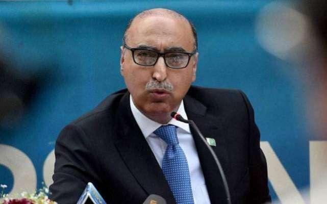 پاکستان کی خارجہ پالیسی تمام ہمسایہ ممالک سے دوستانہ تعلقات پر مبنی ..
