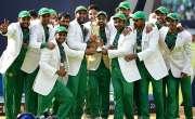 عظیم پاکستانی کرکٹر نے عالمی کپ کیلئے گرین شرٹس کو فیورٹ قراردےدیا