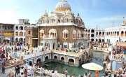 گورو نانک دیوجی کے جنم دن پر دنیا بھر سے سکھ یاتریوں کی آمد پہلے سے ..