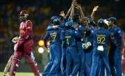 سری لنکا اور ویسٹ انڈیز کی کرکٹ ٹیموں کے درمیان تیسرا اور آخری ون ڈے ..