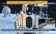 روس کا جدید ترین روبوٹ حقیقت میں انسان نکلا