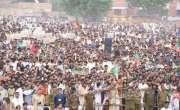 جھنگ، تحریک انصاف کے سربراہ عمران خان کا جھنگ میں جلسہ  توقعات کے مطابق ..