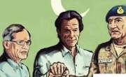 یوم دفاع و شہدائے پاکستان ، سوشل میڈیا پر عمران خان ، آرمی چیف اور چیف ..