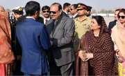 انڈونیشیا کے صدر جوکو ودودو پاکستان کے دو روزہ سرکاری دورے پر وفاقی ..