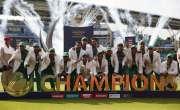پاکستان چیمپئنز ٹرافی کا تاحیات فاتح بن گیا