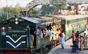 ریلوے مسافروں کی تعداد میں گذشتہ مالی سال کے دوران 34 لاکھ کا اضافہ