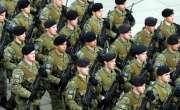 مسلمان اکثریتی یورپی ملک کوسوو نے اپنی فوج بنانے کا اعلان