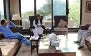 عمران خان کا وزیر اعلیٰ پنجاب کے ساتھ تعاون نہ کرنے پر علیم خان کے خلاف ..