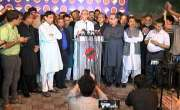 عمران خان نےاپنی پسندیدہ ترین وزارت ایم کیو ایم کے لیے قربان کردی