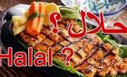 دبئی میں حلال مصنوعات کی بین الاقوامی نمائش 29ستمبر کو شروع ہوگی