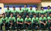 اے سی سی یوتھ انڈر 19 ایشیا کرکٹ کپ میں حصہ لینے کیلئے قومی انڈر 19کرکٹ ..
