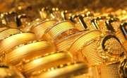 بین الاقوامی گولڈ مارکیٹ میں فی اونس سونے کی قیمت میںمزید2ڈالرکی کمی