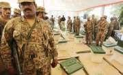 آزاد کشمیر الیکشن کی سکیورٹی پاک فوج کے سپرد کردی گئی