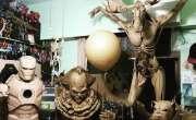 گتے سے حیرت انگیز فن پارے بنانے والا تائیوانی نوجوان