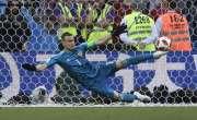 روس نے ورلڈ کپ فٹ بال ٹورنامنٹ کوارٹر فائنل میں جگہ بنا کر نئی تاریخ ..