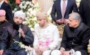 آرمی چیف جنرل قمر جاوید باجوہ کے بیٹے کی شادی کی تصاویر منظر عام پر
