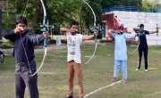 اولمپک سالیڈیرٹی آرچری کوچنگ کورس نومبر میں لاہور میں ہوگا