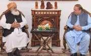 نواز شریف نے نون لیگ کا مشاورتی اجلاس جاتی امرا میں طلب کر لیا