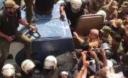 ن لیگ کا شہبازشریف کی گرفتاری کیخلاف احتجاج کا اعلان