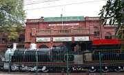 ریلوے کی شالیمار ایکسپریس کو شور کوٹ کینٹ اور گھوٹکی ریلوے اسٹیشن پر ..