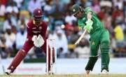 پاکستان نے ویسٹ انڈیز کو تیسرے ٹی 20 بین الاقوامی میچ میں بھی شکست دے ..