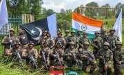 تبدیلی آ گئی!پاکستان اور بھارت کی افواج مل کر فوجی مشقیں کریں گی