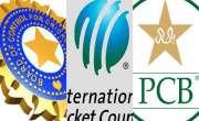 آئی سی سی نے پاکستان کی بھارت کیخلاف دائرہرجانہ کی درخواست مسترد کردی