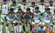 ْایشین گیمز مینز فٹ بال، پاکستانی ٹیم آخری گروپ میچ میں کل) نیپال کے ..