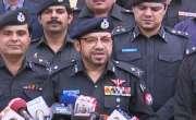 کراچی، آئی جی سندھ سے سفارت خانوں کے 28قونصل جنرلز و نمائندگان کی ملاقات