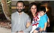 سیف علی خان اور کرینہ کپور کے بیٹے کی دوسری سالگرہ منائی گئی