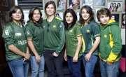 دورہ بنگلہ دیش اورآسٹریلیا کیخلاف سیریز کیلئے قومی ویمنز کرکٹ ٹیم ..