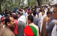 تحریک انصاف کے احتجاجی کارکن ڈٹ گئے پی ٹی آئی چئیرمین عمران ..