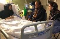لندن سے تشویش ناک خبر، نواز شریف نے غم زدہ حالت میں قوم سے دردمندانہ ..