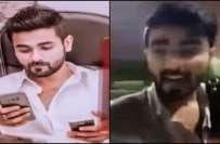 شارع فیصل پر فائرنگ کر کے ویڈیو اپلوڈ کرنے والے نوجوان عدنان پاشا کو ..