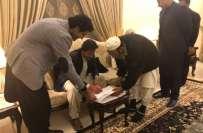 عمران خان کی تیسری شادی کے نکاح کےگواہان کون تھے؟ پتہ چل گیا