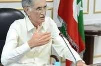 متحدہ مجلس عمل کا کوئی مستقبل نہیں، سراج الحق جیسے اچھے آدمی کے مولانا ..