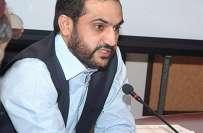 بلوچستان کے مسائل کو حل کرنا ہماری ذمہ داری ہے،میر عبدالقدوس بزنجو