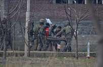 مقبوضہ کشمیر، بھارتی فوج کے کیمپ پر مجاہدین کے فدائی حملے کا دوسراروز، ..